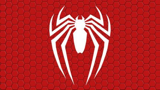 酷炫蜘蛛侠标志