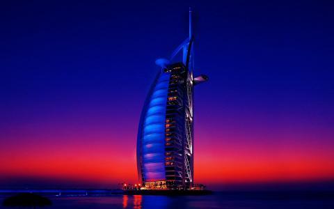 DUBAI SEAWING [02] redhorizon [VersionOne465912] [2012年9月20日]全高清壁纸和背景图片