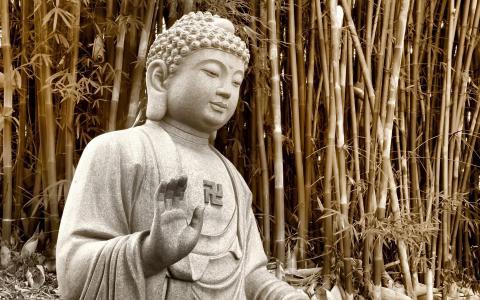 佛教壁紙和背景