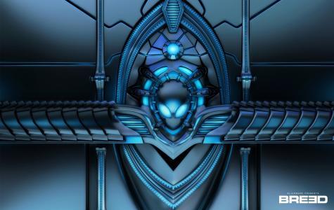 Alienware壁纸和背景