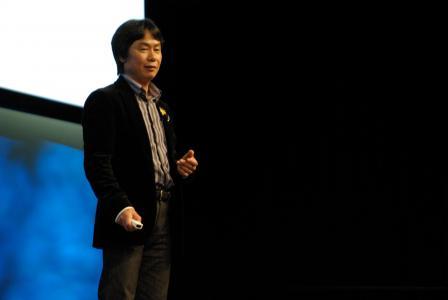 Shigeru Miyamoto 4k超高清壁纸和背景图片