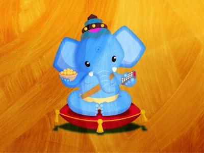 大象壁纸和背景