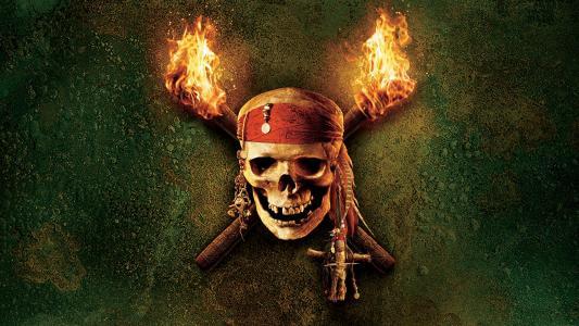 加勒比海盗:死人胸部全高清壁纸和背景图片