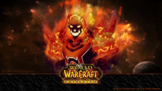 魔兽世界:大灾变壁纸和背景图像