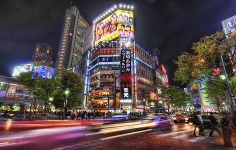 东京 - 日本5k Retina超高清壁纸和背景图片